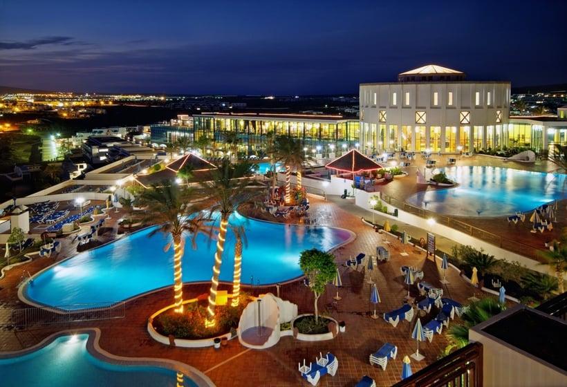 Sandos Papagayo Beach Resort Amp Spa En Playa Blanca Destinia
