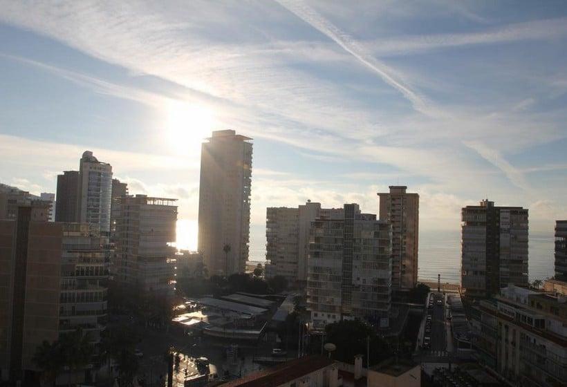 Exterior Apartamentos San Jaime Benidorm