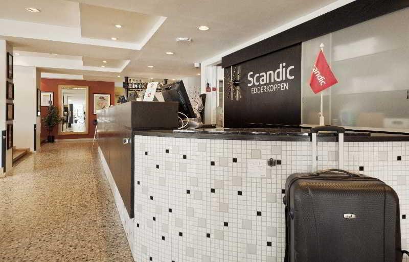 hotel scandic edderkoppen en oslo desde 44 destinia. Black Bedroom Furniture Sets. Home Design Ideas