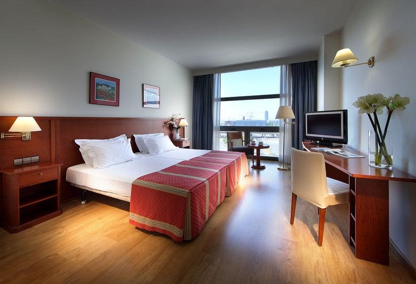 Hotel Exe Isla Cartuja En Sevilla Desde 15 Destinia