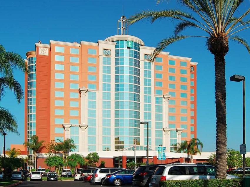 Hotel Embassy Suites Anaheim South En Garden Grove