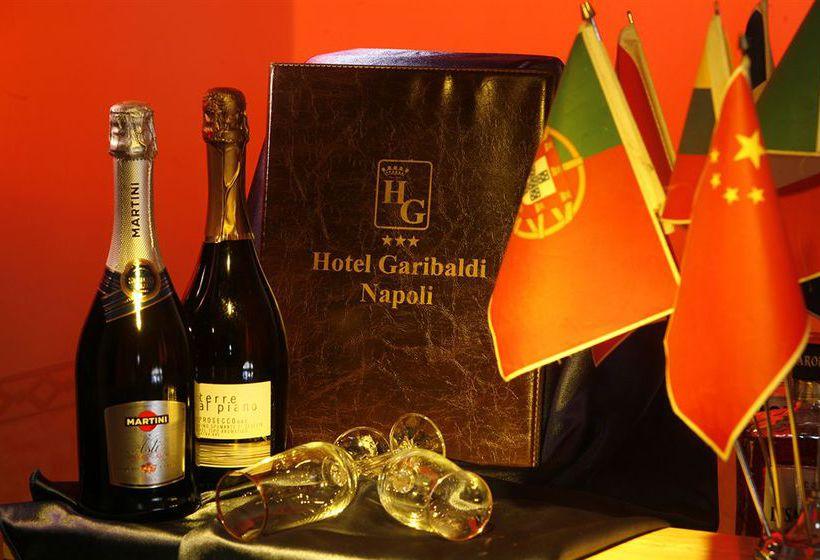 Hotel Garibaldi Nápoles