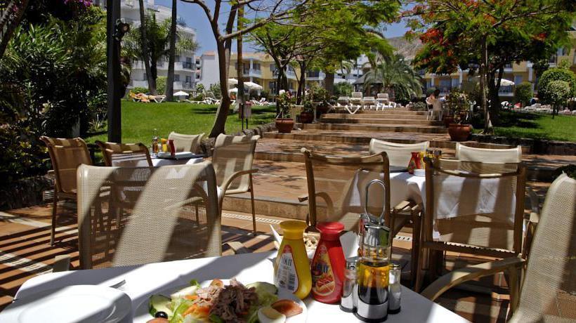 Restaurante Apartamentos HG Tenerife Sur Los Cristianos