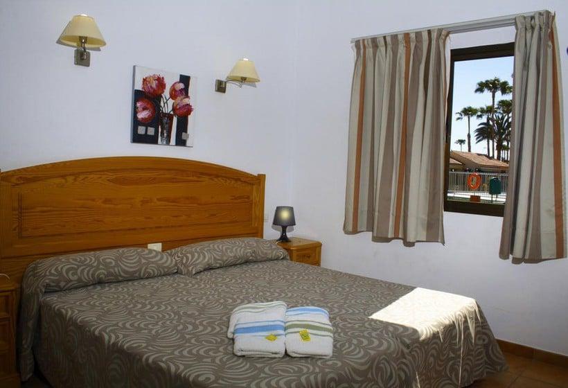 Habitación Bungalows Santa Fe Playa del Inglés