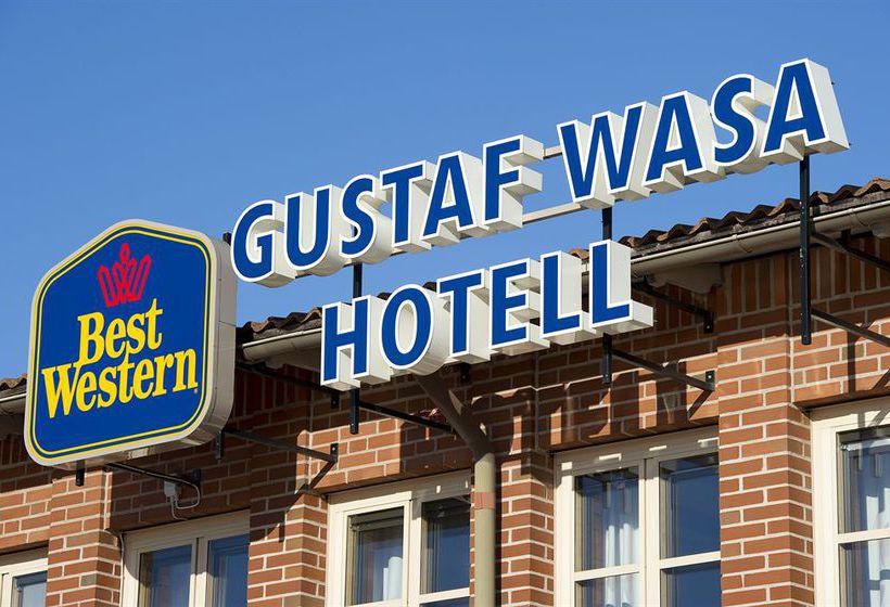 gustav vasa hotell borlänge