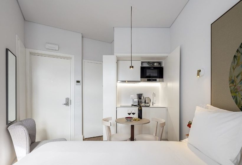 Lisbon Serviced Apartments Madalena - ???