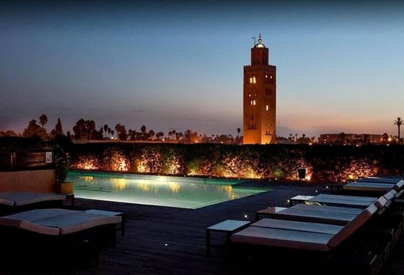Hotel les jardins de la koutoubia en marrakech destinia for Jardin koutoubia