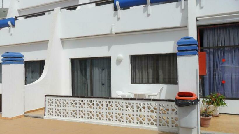 Habitación Apartamentos Carlota Puerto Rico