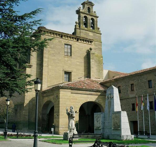 Parador de Santo Domingo Bernardo de Fresneda Santo Domingo de la Calzada