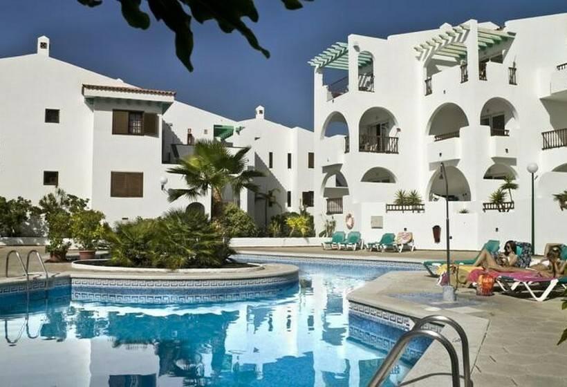 Piscina Blue Sea Apartamentos Callao Garden Callao Salvaje