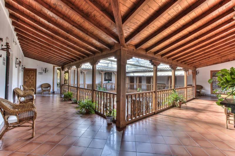 Hotel Casa Palacio En Santa Cruz De Mudela Destinia