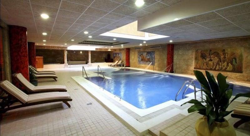 Wellness Hotel Peñíscola Plaza Suites