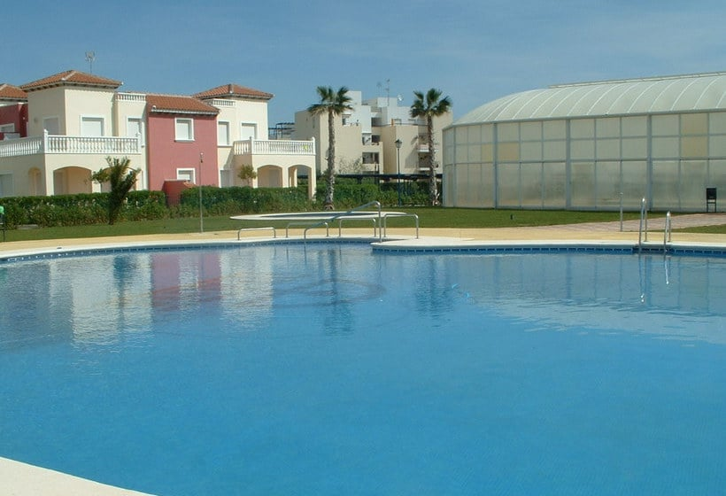 Apartamentos naturistas torremar natura en vera destinia for Hoteles en vera almeria
