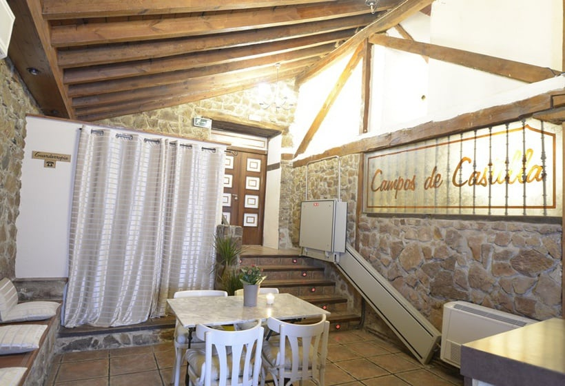 Hotel Campos de Castilla Soria
