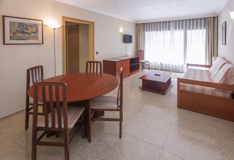 Habitación Hotel & Apartahotel SERHS Cosmos Les Escaldes-Engordany