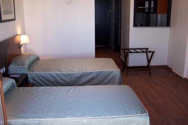 Habitación Hotel Apartamento Martin Alonso Pinzón Mazagón