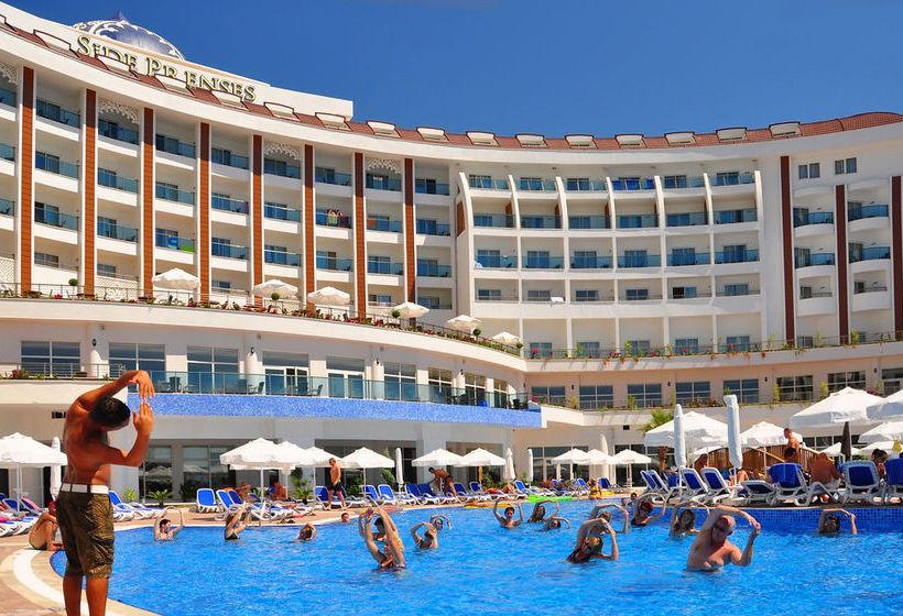 Лучшие отели турции все включено