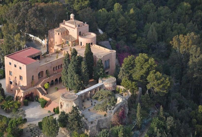 Exterior Hotel Castillo de Santa Catalina Málaga