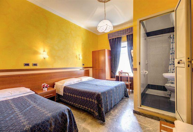 Hotel soggiorno blu en roma desde 15 destinia for Soggiorno blu hotel roma