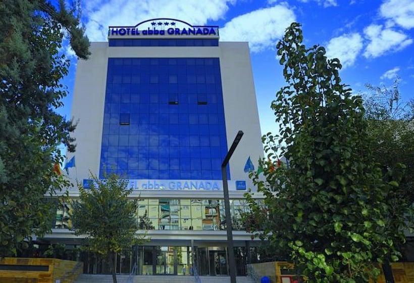 Hotel abba granada en granada desde 32 destinia for Hotel granada piscina