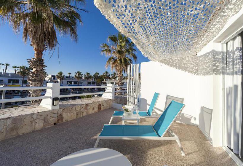 Lago resort menorca adults only en cala 39 n bosch destinia - Hotel casas del lago menorca ...