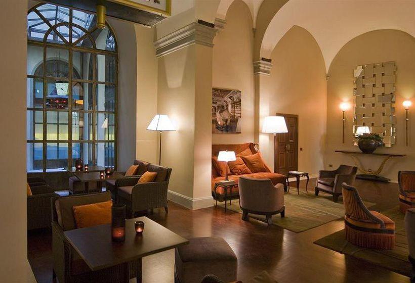 Cafetería Hotel L'Orologio Florencia