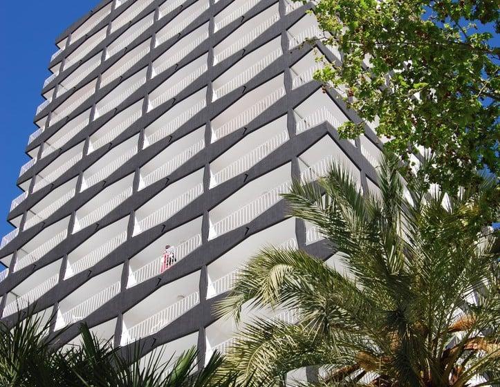 Exterior Apartamentos Torre Belroy Benidorm