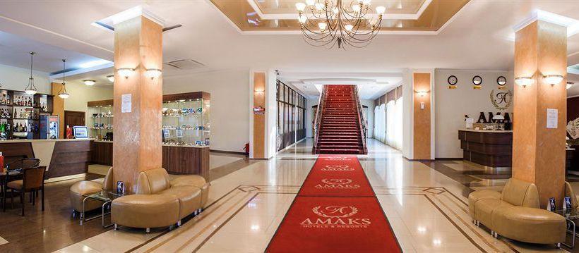 Санатории и курорты сети AMAKS HotelsampResorts