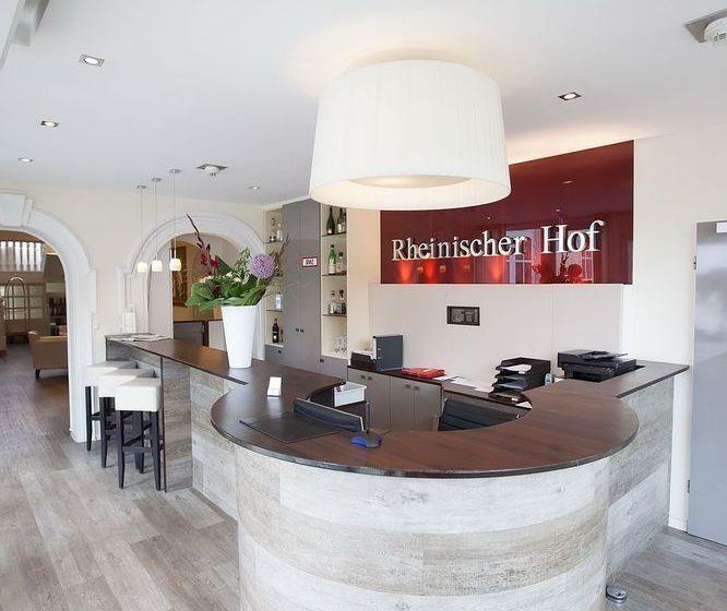 Hotel Rheinischer Hof Bad Soden Am Taunus