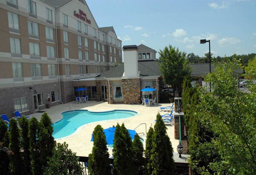 Hotel Hilton Garden Inn Atlanta Northpoint En Alpharetta