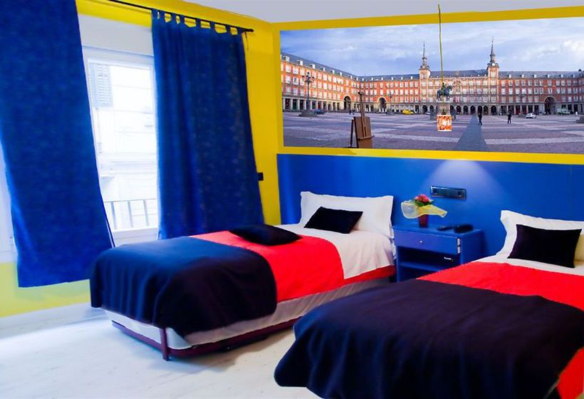 Hotel jc rooms puerta del sol en madrid destinia for Hotel paris en madrid puerta del sol