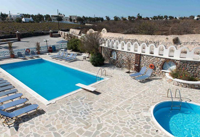 Hotel olympia en karterados desde 22 destinia for Piscina hotel olympia