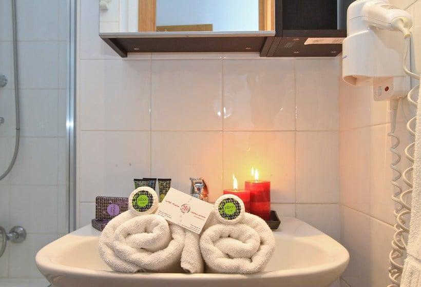 Cuarto de baño Apartamentos Inside Plaza Sierra Nevada