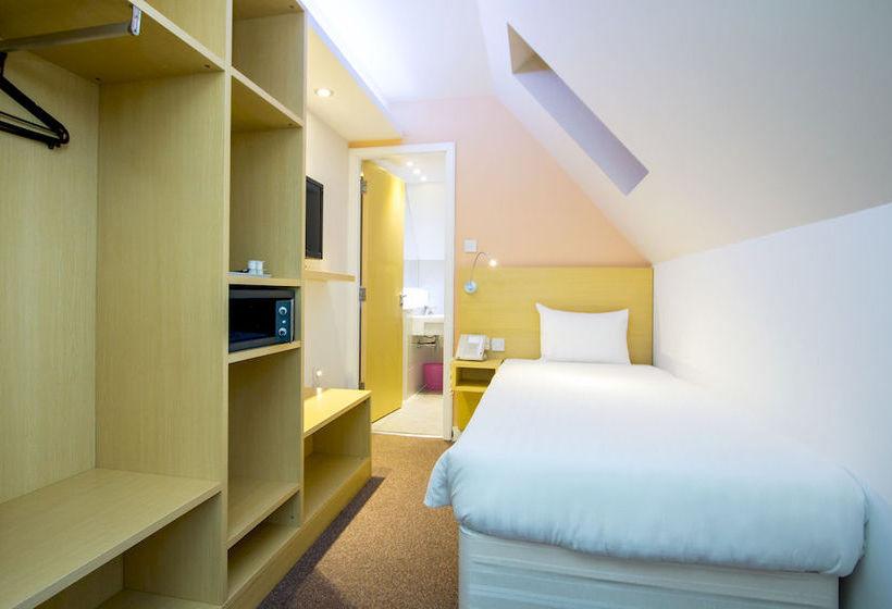 Hotel ruskin londres las mejores ofertas con destinia for Hotel londres habitacion familiar