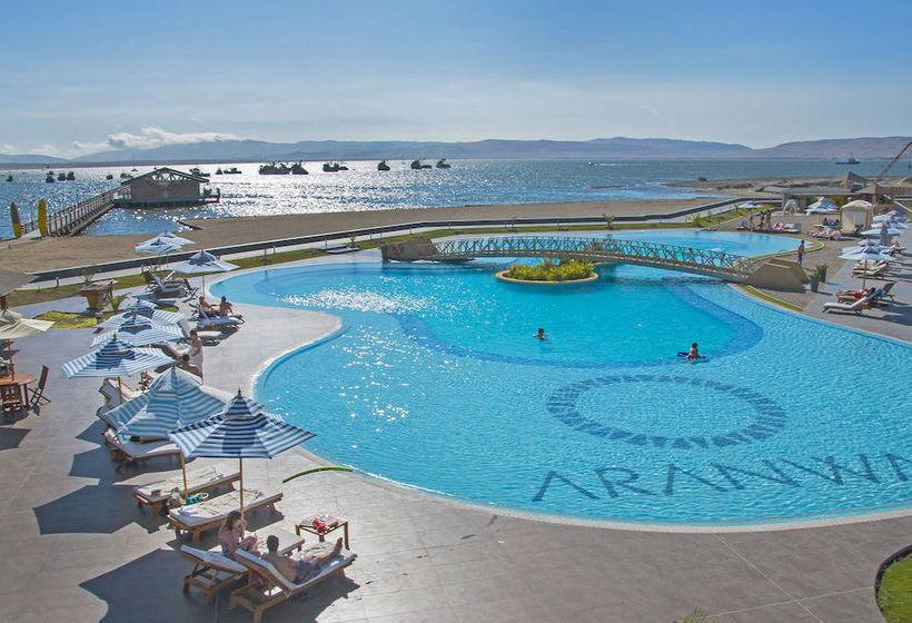 Hotel Aranwa Paracas Resort & Spa en Paracas   Destinia - photo#10