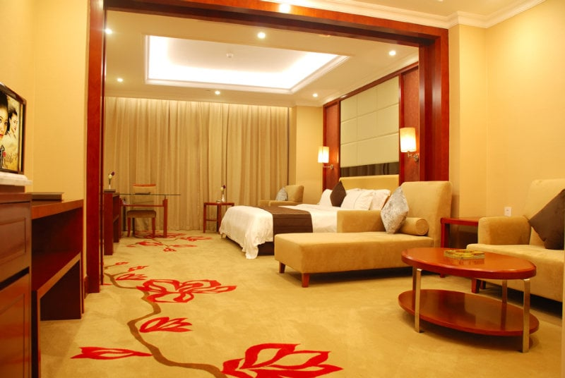 hotel rooms division