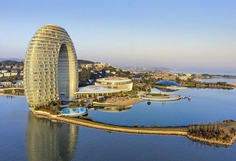 Resultado de imagen para Sheraton Huzhou Hot Spring Resort