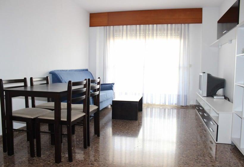 Apartamentos gandia playa 3000 en gand a destinia - Apartamentos en gandia ...