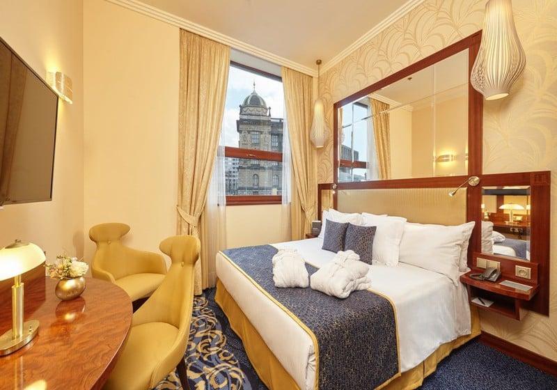 Hotel Occidental Praha Wilson En Praga Destinia