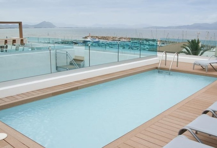 Piscina Som Llaut Boutique Hotel Can Picafort