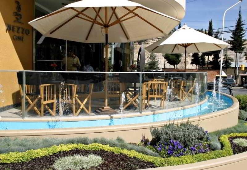 Hotel casa grande suites en la paz destinia for Casas minimalistas la paz bolivia