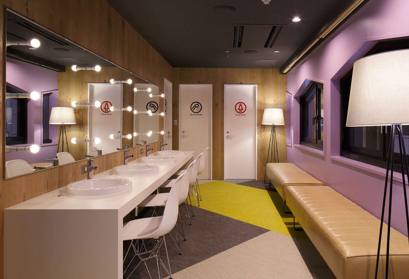 Imagen del hotel Hotel Cápsula Booth Netcafe & Capsule Shinjuku-Ku