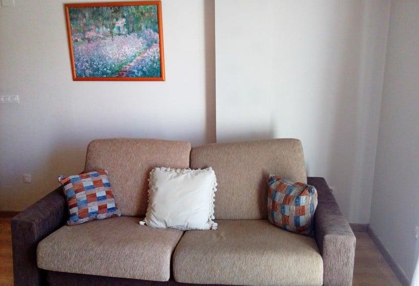 Apartamentos Sierra Nevada 3000 Zona Fuente del Tesoro