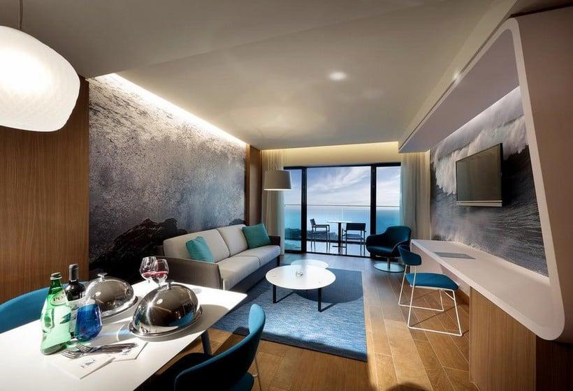 Habitación Hotel Eurostars Cascais